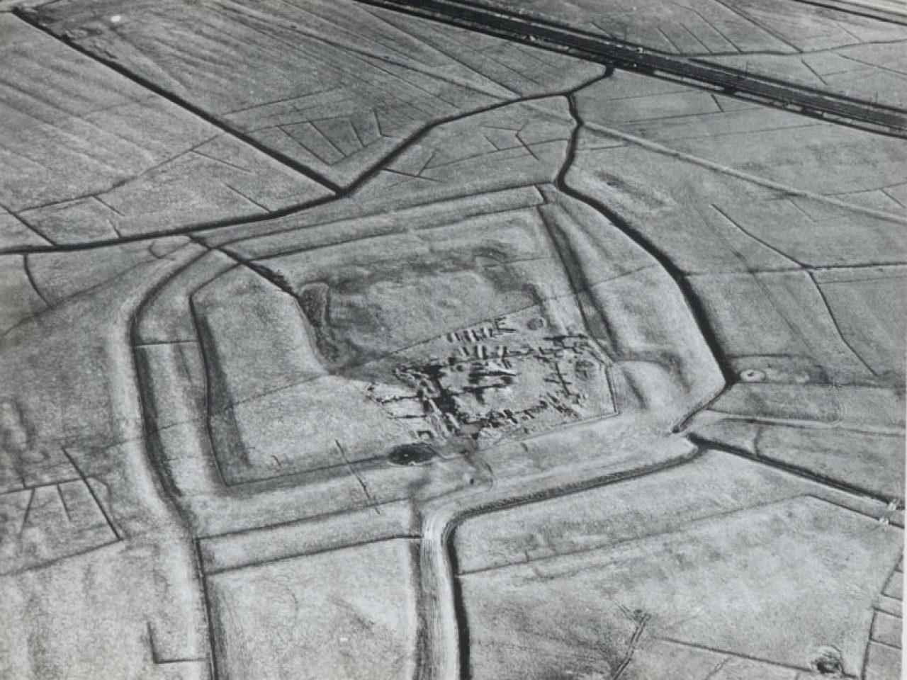 Oud Haarlem contouren