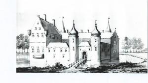 Rietwijk, de fantasietekening van Schouwman, 100 jaar later