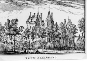 Gravure A. Rademaker 1611