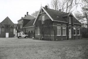 De boerderij die werd verbouwd tot hotel
