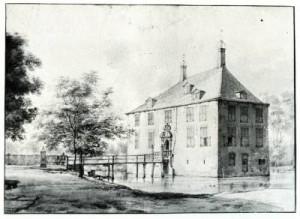Poelenburg ca 1647 door R. Roghman