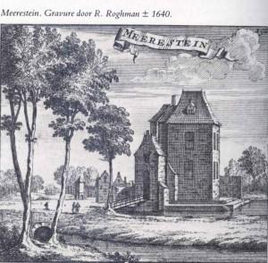 R Roghman, Meerestein ca 1640