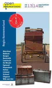 de regionale brochure 2014